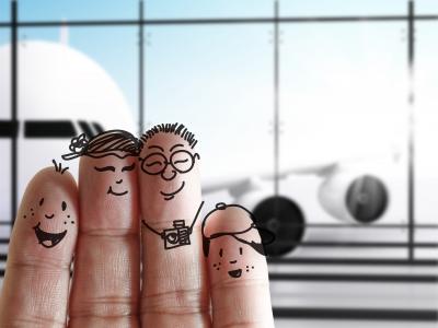U avionu sa decom: 7 saveta za bezbrižan put
