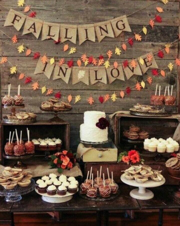 Jesenja venčanja: Dekor od bundeve umesto cveća