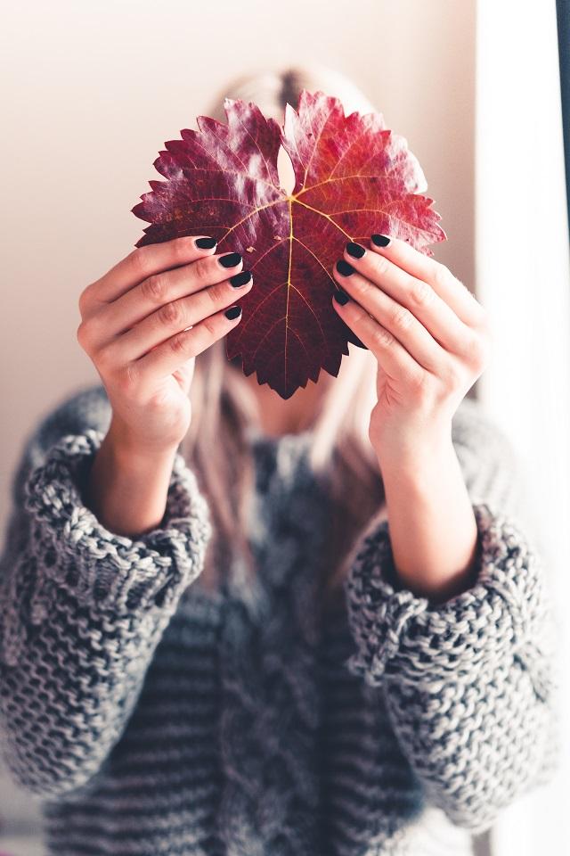Eksplozivna crvena: I ovo je jesen