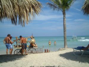 Plaže Kube www.freeimages.com