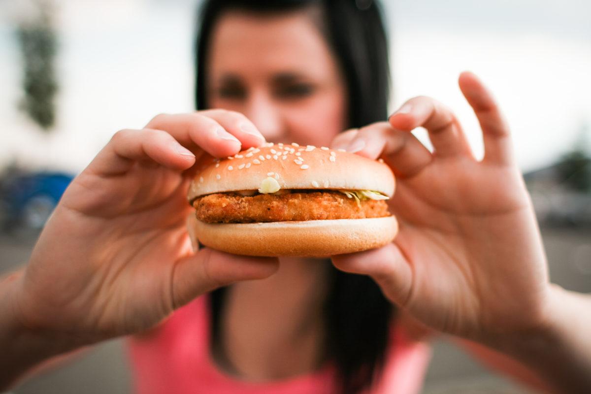 Napravite zdrav hamburger