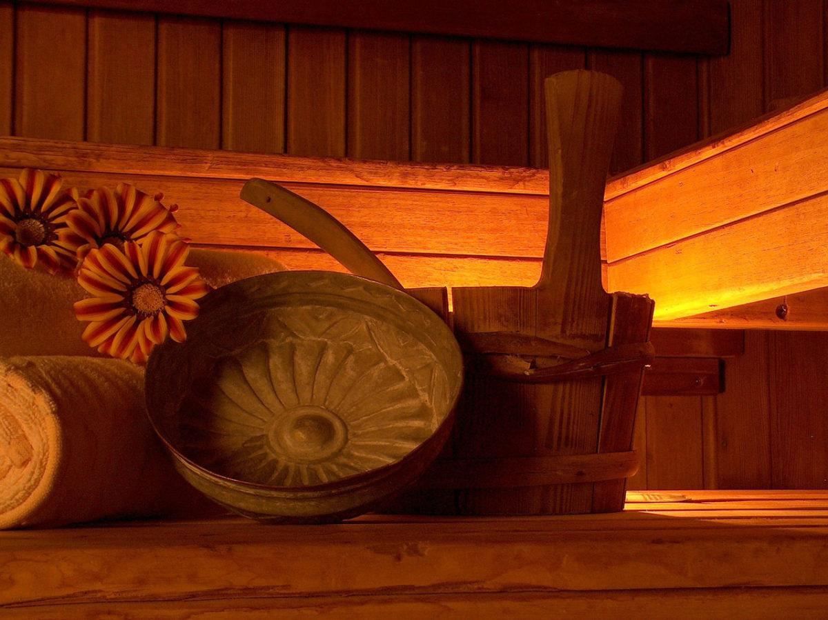 Blagotvorna sauna