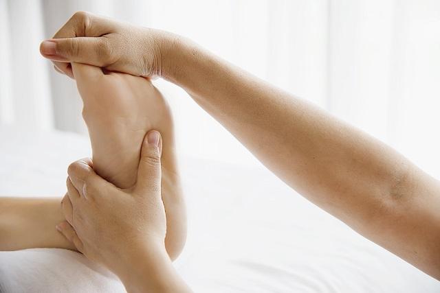 Refleksološka masaža: Raj za umorna stopala