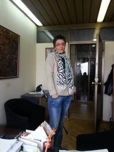 Danijela Jevtić, privatna arhiva