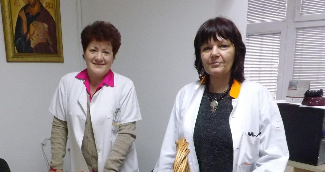 Zdrava i prava darivale knjige pacijentima u Sokobanjskoj