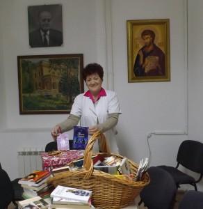 Lalica Sapardić, sekretar direktora, Foto: Zdravaiprava