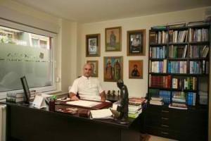 Dr Lazar Trifunović, homeopata, privatna arhiva