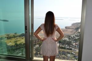 Predivan pogled na Mrtvo more u Izraelu
