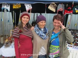 Dragana, Mirjana i Suzana