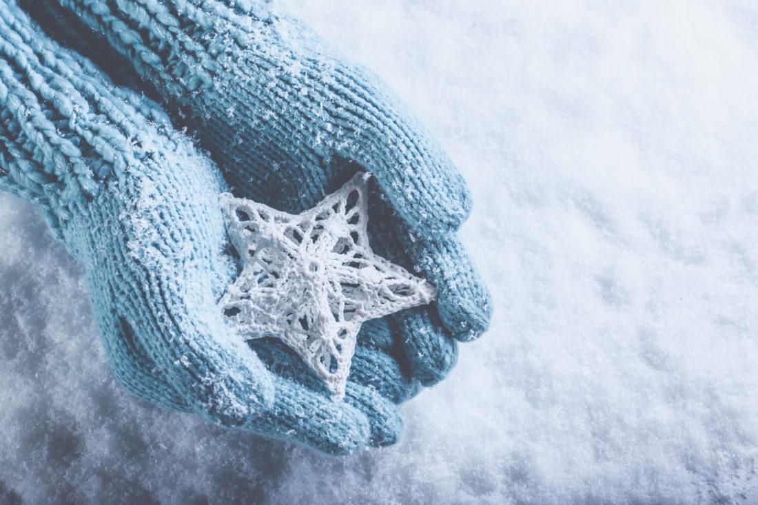 Piling za ruke, spas od hladne zime
