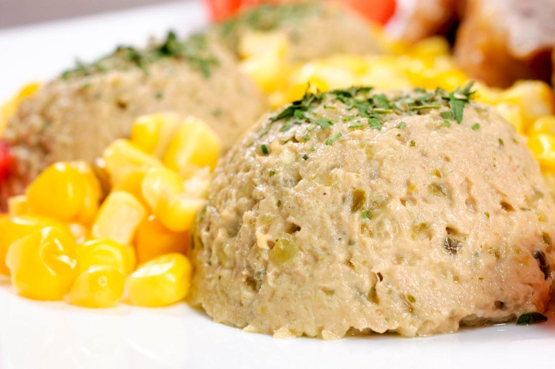Proteinska salata od sočiva i tunjevine
