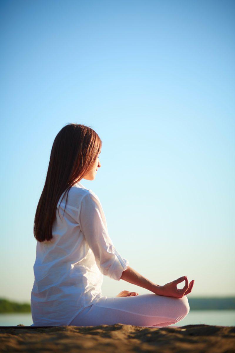 Meditacija: Putovanje u sebe