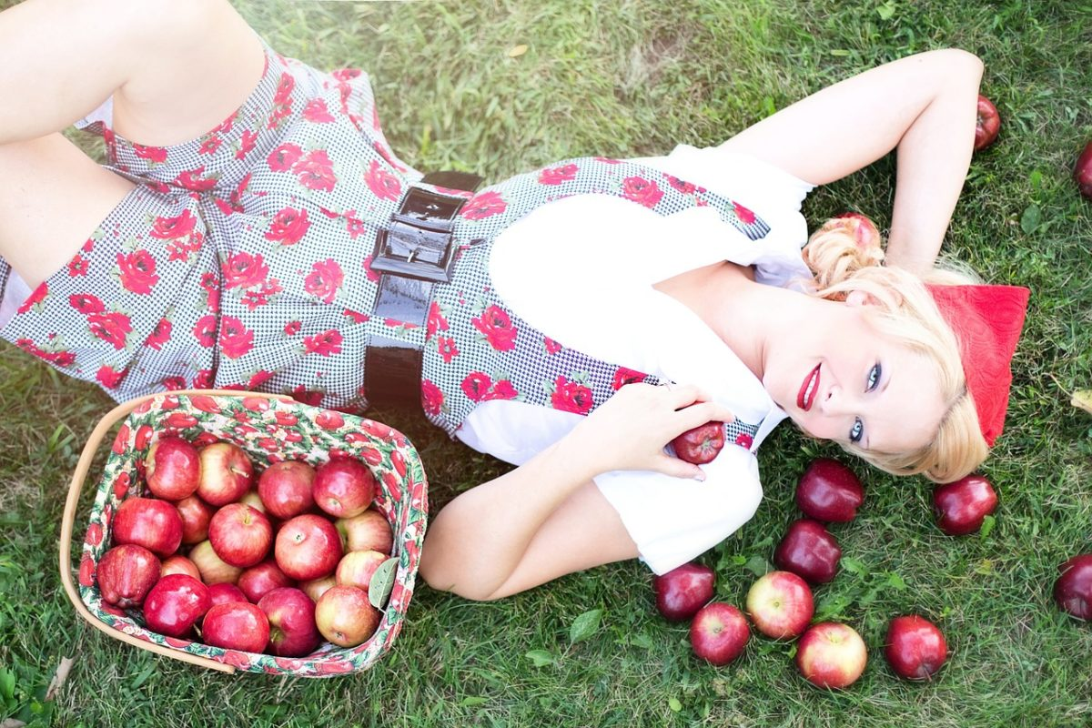 Grickajte jabuke, blagotvorne su