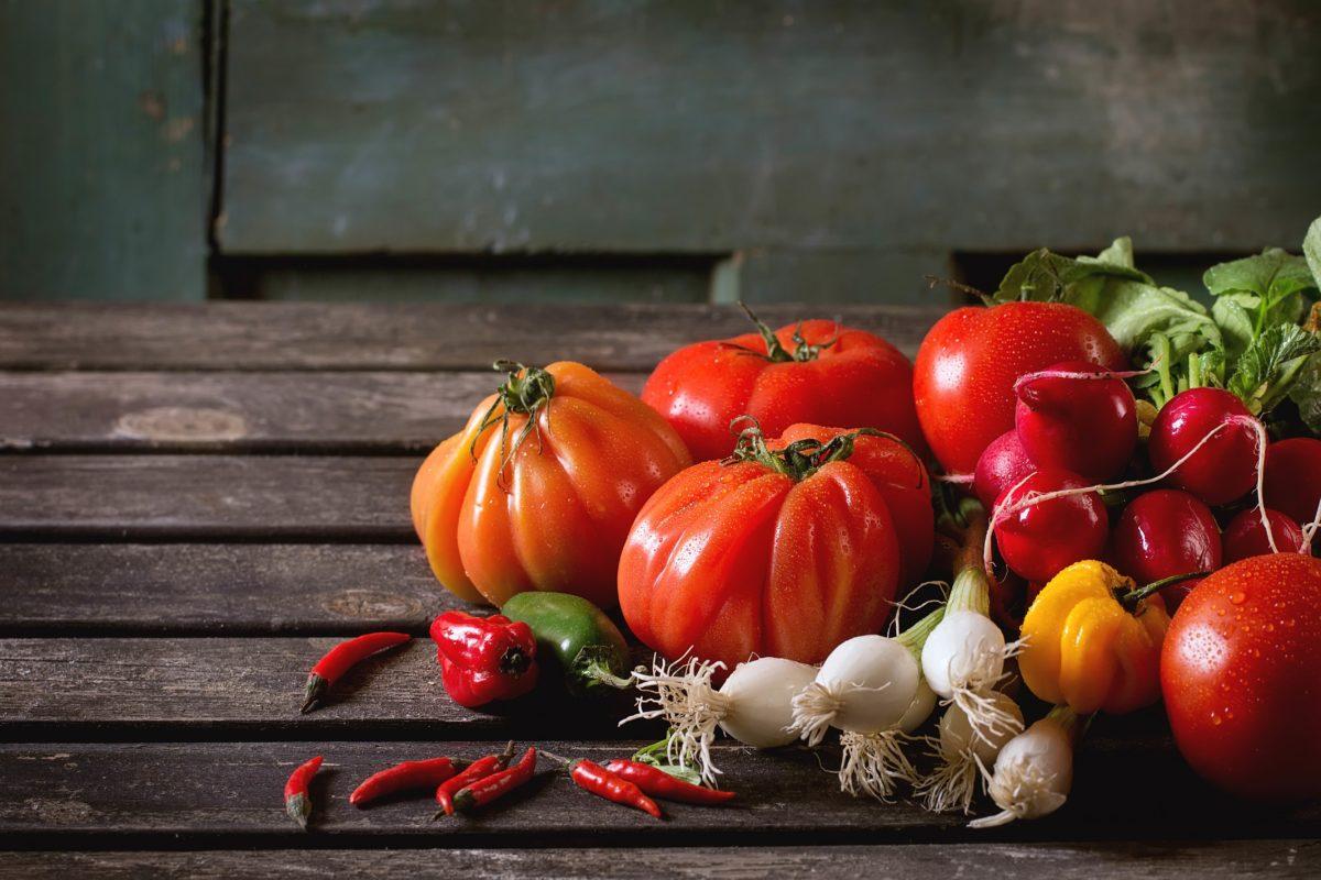 Šareni jelovnik čuva zdravlje