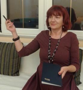 Psihoterapeut Vesna Cicivas; Privatna arhiva