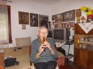 Staniša Bogojević u svom domu u Studenici; Foto Zdrava i prava
