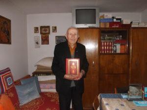Sabrana dela vladike Nikolaja dobio je na poklon