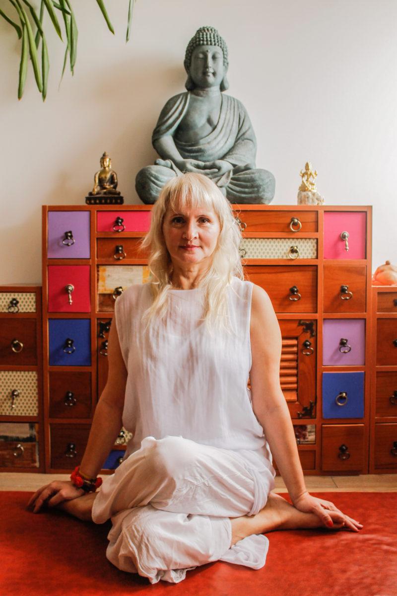 Vesna Kostić: Spas sam pronašla u jogi