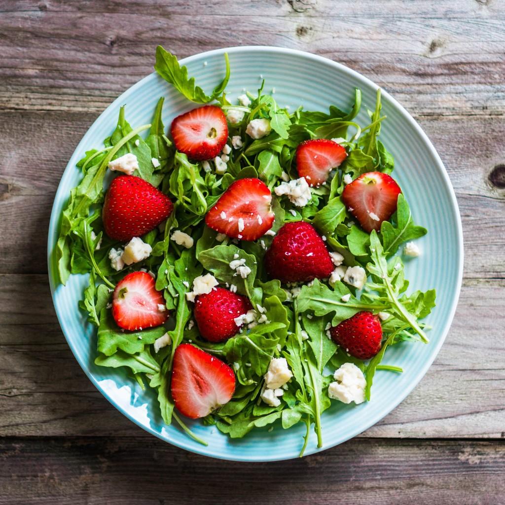 Rukola je prirodni antibiotik i odlična aromatična salata