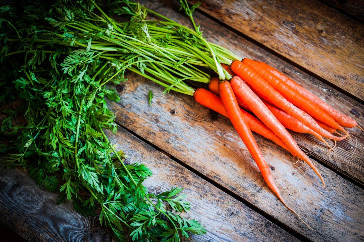 Šargarepa je odlično prirodno sredstvo za blistav ten