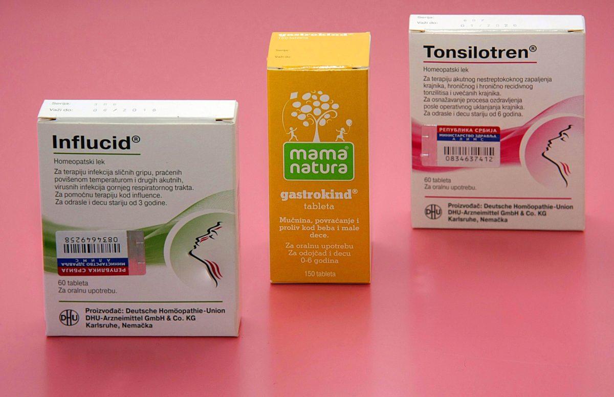 Homeopatska putna apoteka: Rešenje za sve probleme!