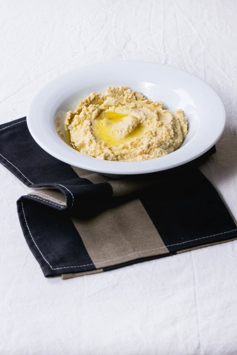 Napravite domaći humus