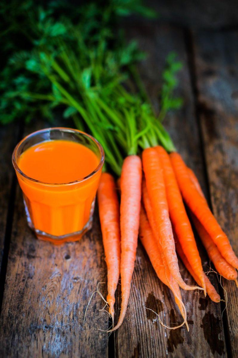 Zablistajte uz šargarepu, jedite je svakog dana