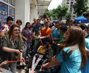Natali Delic, CTO Vip mobile svecano otvara Centar za podrsku i edukaciju_Fotografija 1