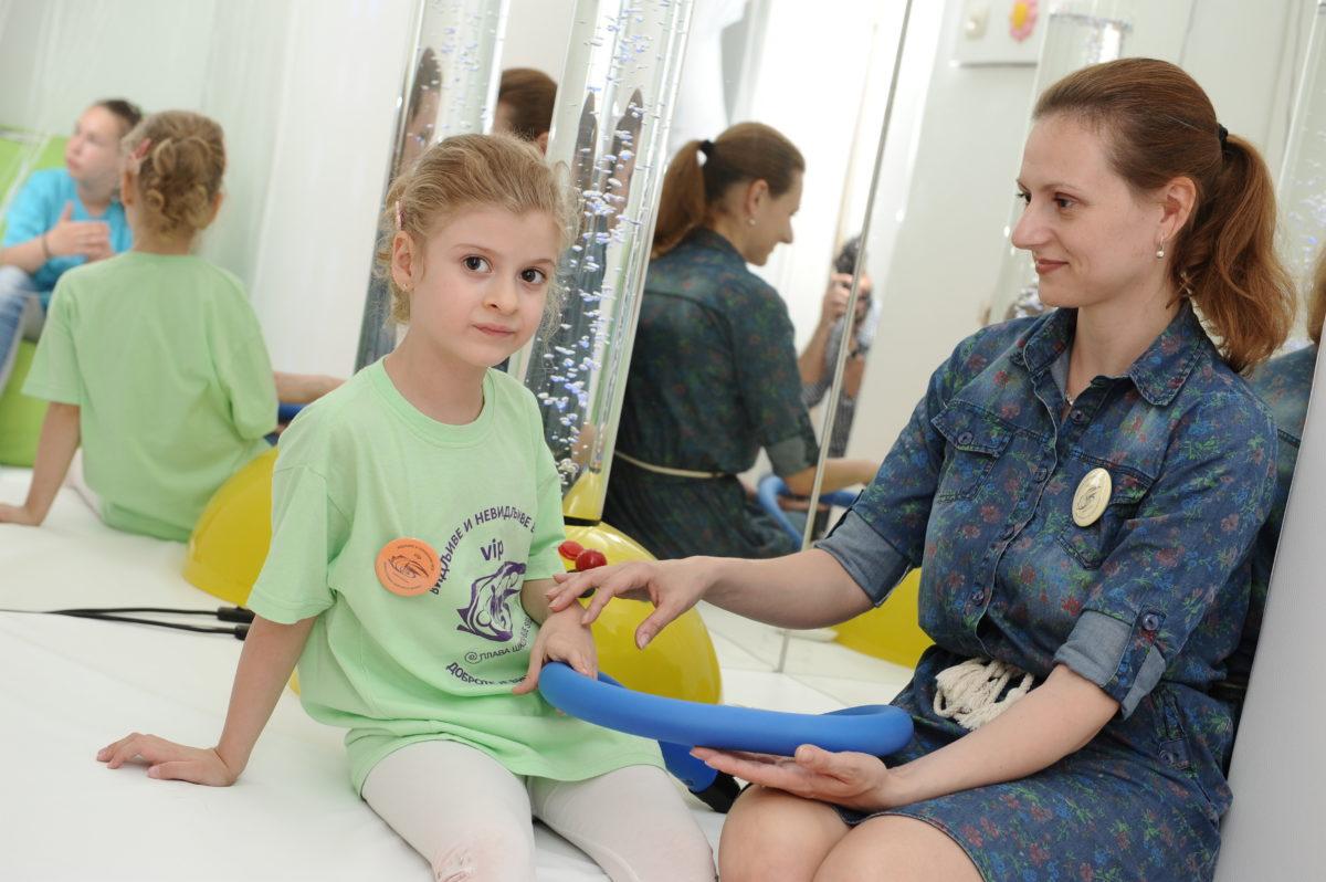 Kreativni kutak za decu sa invaliditetom