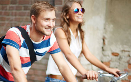 Bicikl dijeta: Vozite, preoblikovaćete svoje telo