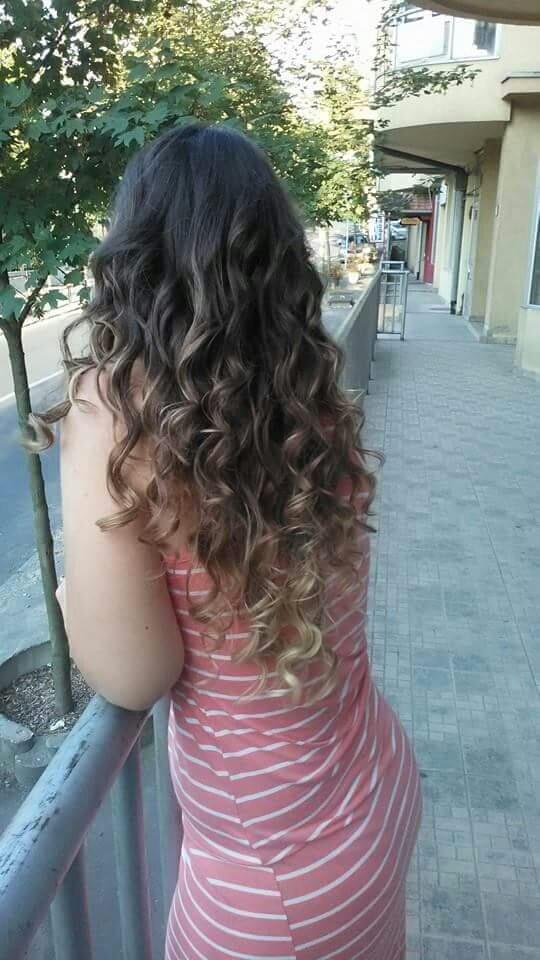 Layage – najnoviji trend farbanja kose