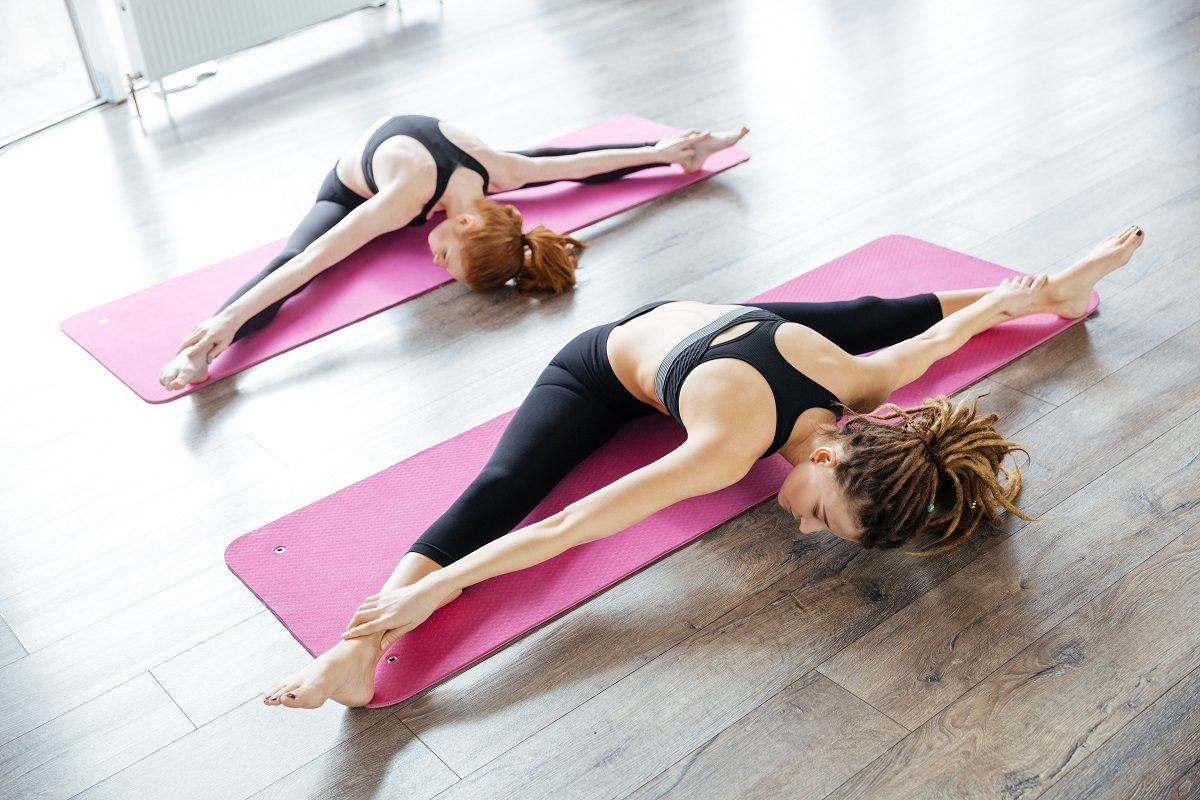 Pomoću joge ublažite PMS