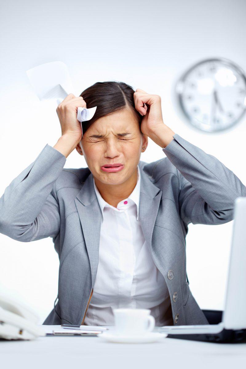 5 mesta na telu koja su najviše pogođena stresom
