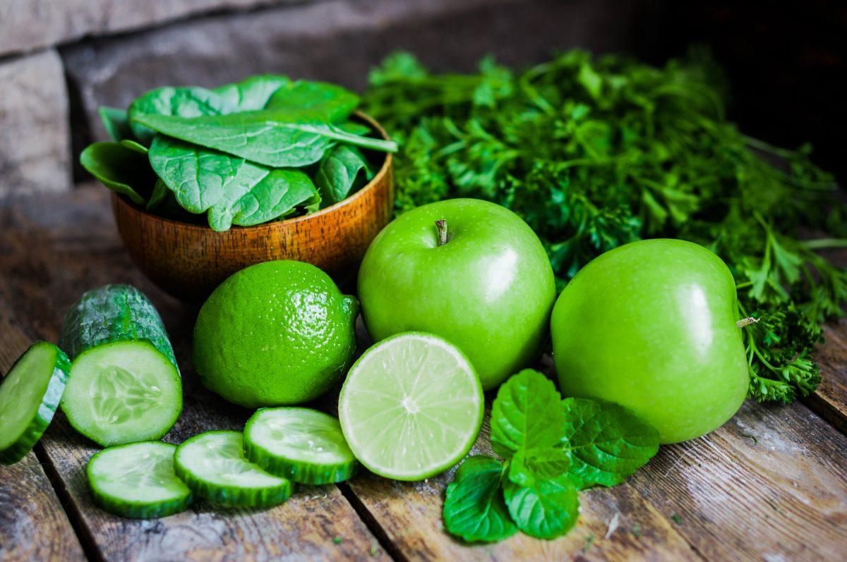 Zelena dijeta: Idealan način da očistite organizam