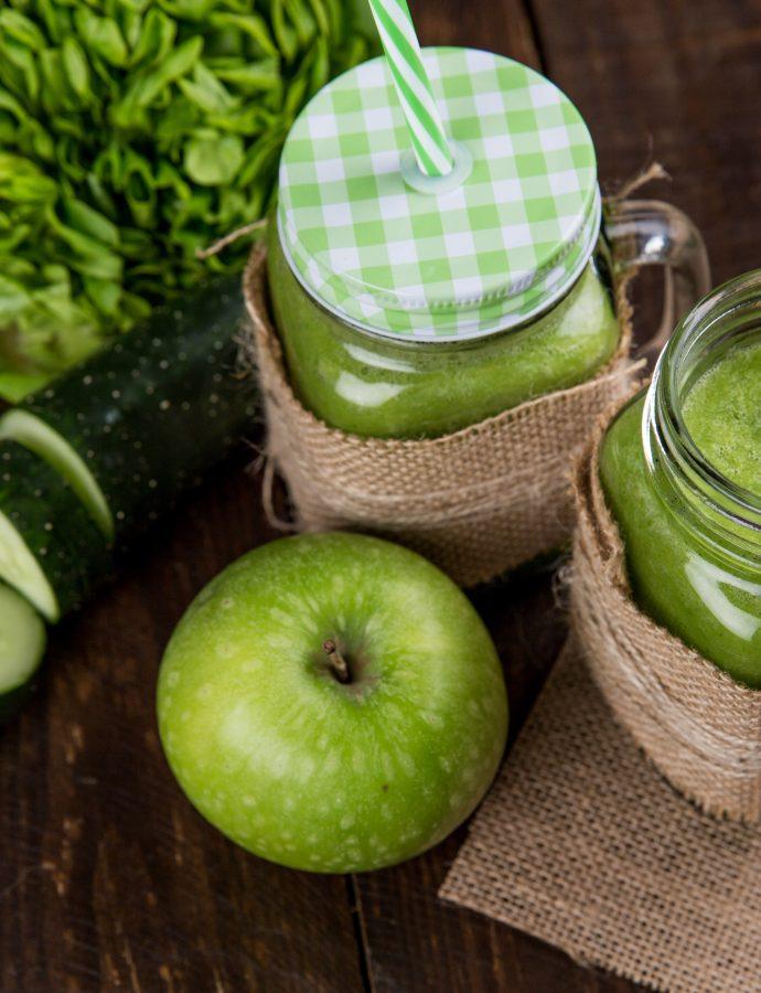 Tikvice u smutiju, izvor kalijuma i vitamina A i C