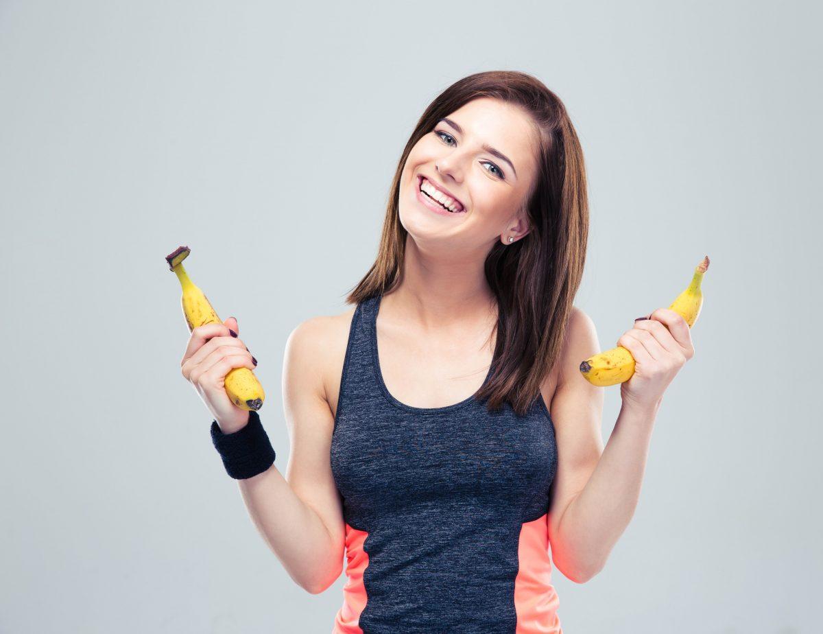 Bananom protiv bubuljica, podočnjaka i lošeg tena