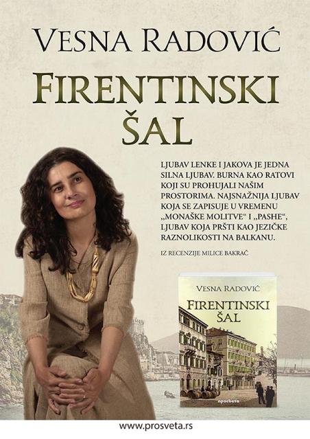 Firentinski šal: Roman o ljubavi, porodici, Boki