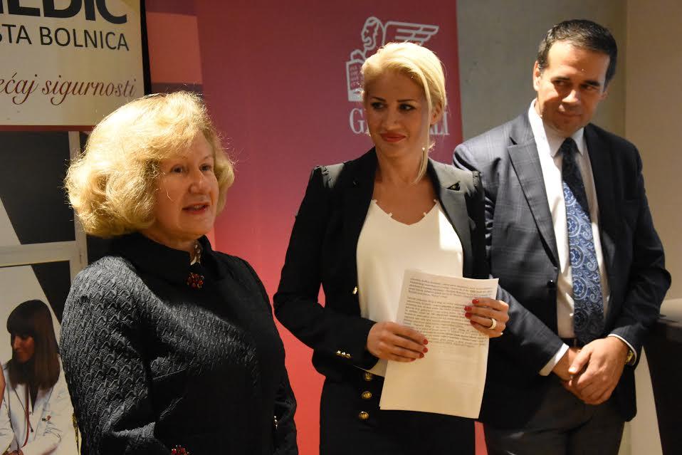 Opšta bolnica BEL MEDIC uspostavila saradnju sa kompanijom Generali Osiguranje Srbija
