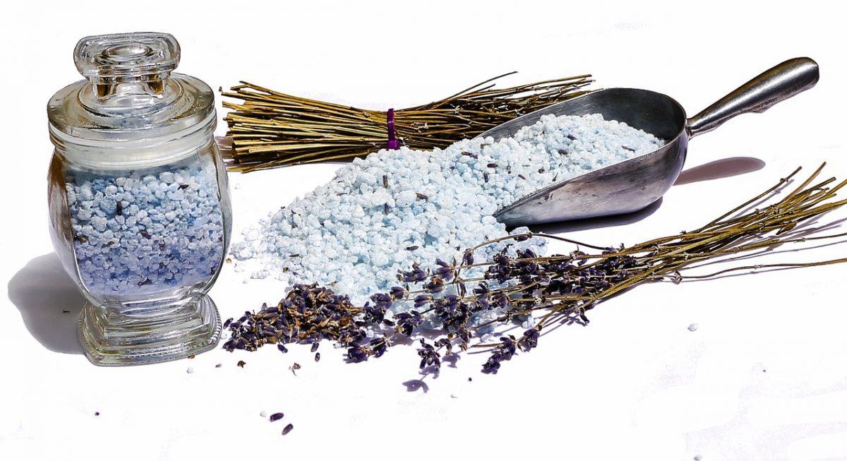 Da vam koža prodiše – piling morskom solju
