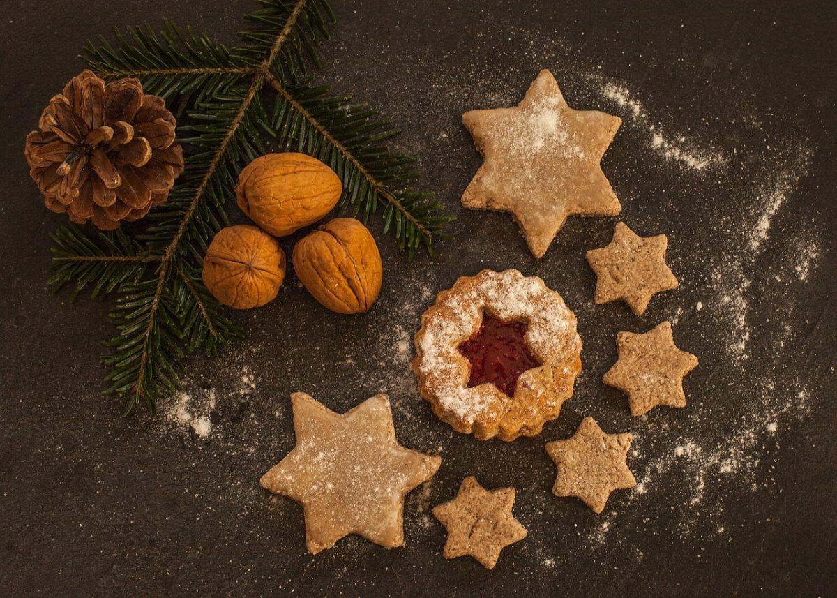 Novogodišnje đakonije – kolačići sa đumbirom