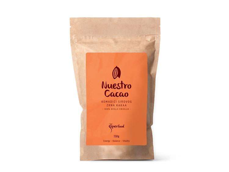 Novi član familje Nuestra: Probajte sirovi kakao iz Perua