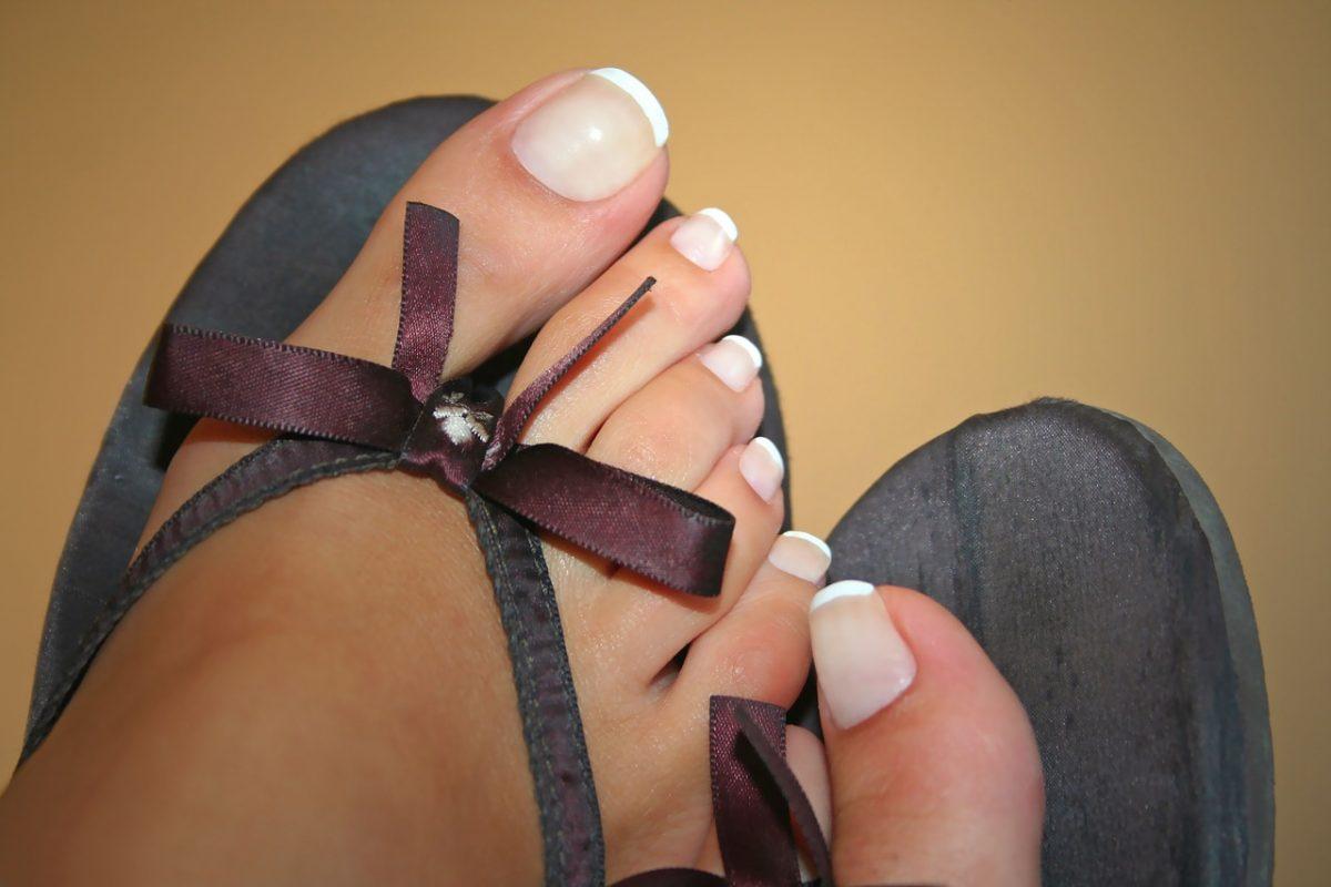 Prirodne kupke za nežne pete i stopala