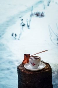 Kafa, Anđela Petrovski