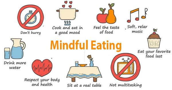 Svesno hranjenje: Kad jedete, samo jedite