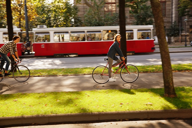 Beč – prestonica evropske mobilnosti