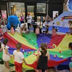 Kreativne i edukativne radionice, ples i predstve za najmlađe