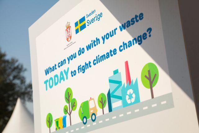 Upravljanje otpadom važno u borbi protiv klimatskih promena?