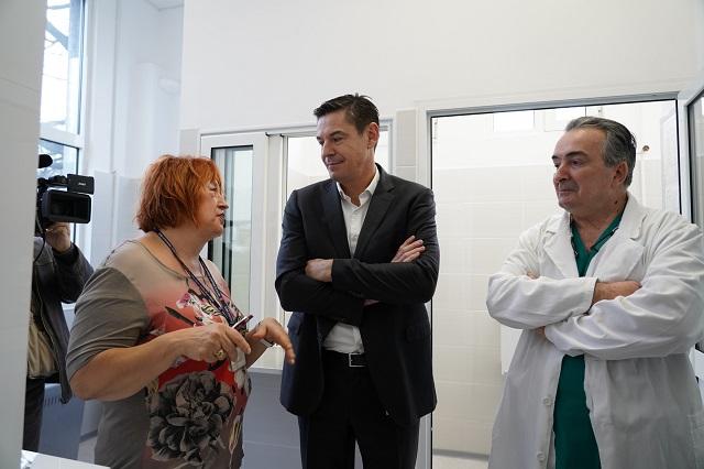 Renovirana laboratorija na Institutu za onkologiju i radiologiju