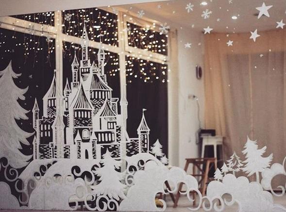 Novogodišnja čarolija: Iscrtajte prozore uz pomoć sastojaka iz kuhinje
