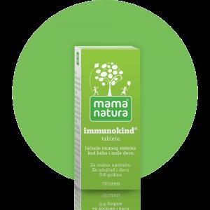 S preventivnog stanovišta, bez obzira na uzrast Imunokind, homeopatski imunološki preparat, obezbeđuje stabilnost i kompetentnost svake ćelije, te njen odnos sa okolinom